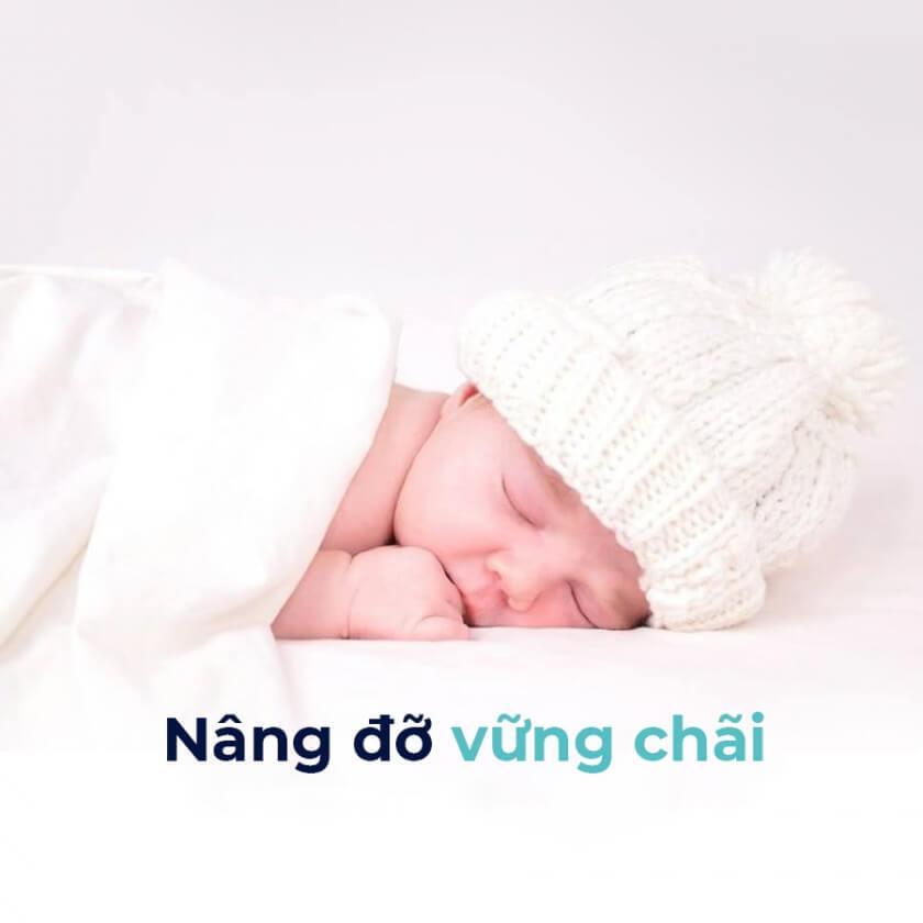 nệm cho trẻ sơ sinh
